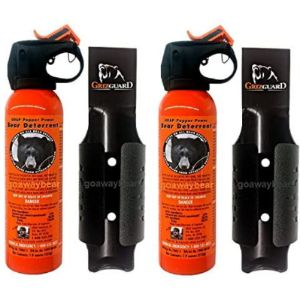 Udap Bear Spray For Black Bears