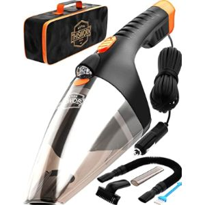 Thisworx For Battery Operated Car Vacuum Cleaners