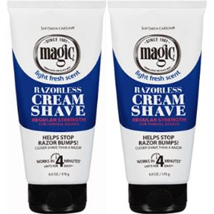 Soft-Sheen Carson Razorless Cream Shave Extra Strength