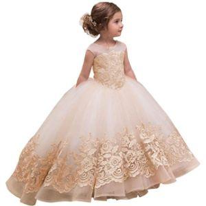 Abao Sister Flower Girl Ball Gown
