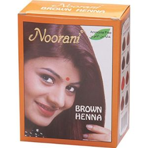 Noorani Consistent Dyeing Color Henna