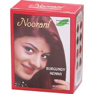 Noorani Burgundy Henna Powder