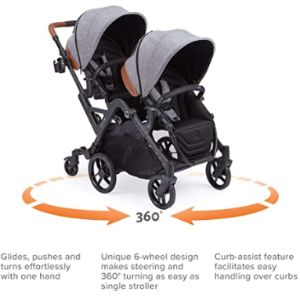 Contours Toddler Twin Stroller
