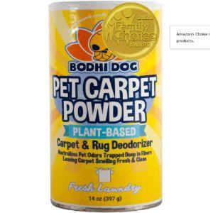 Dog Vacuum Carpet Powder