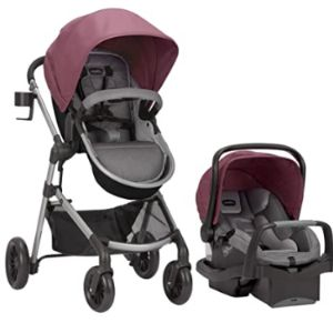 Evenflo Infant Insert Weight Car Seat