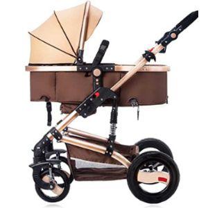 Little-Sun Gold Baby Stroller