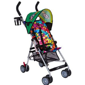 Daphyls Lightweight Stroller With Carry Strap