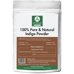 Naturevibe Botanicals Coating Indigo Powder
