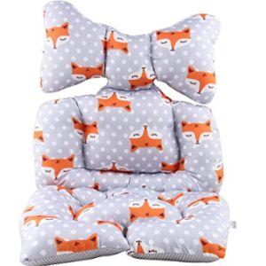 Kakiblin Baby Stroller Pillow