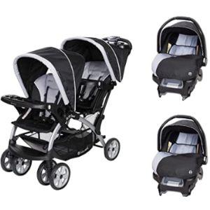 Baby Trend S Combo Toddler Infant Stroller