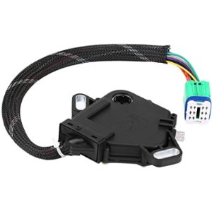 Qiilu Brand New Aftermarket Transmission Neutral Safety Switch