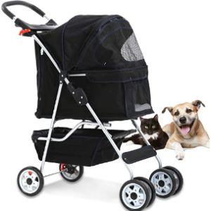 Dkeli Lightweight Dog Stroller