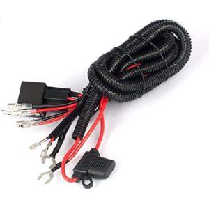 Somaer Car Horn Relay Wiring