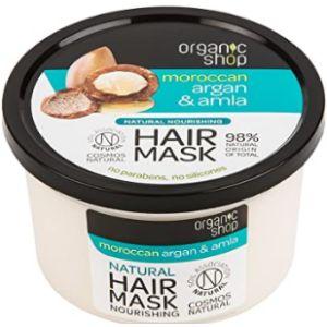 Organic Shop Argan Amla Hair Mask