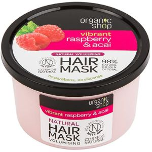 Organic Shop Raspberry Acai Mask