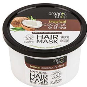 Organic Shop Coconut Shea Moisturising Hair Mask