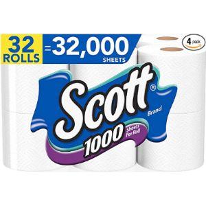 Scott Tissue Paper Sheet