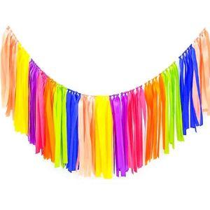 Azowa Ribbon Tassel Garland