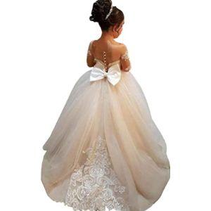 Muchxi Flower Girl Ball Gown