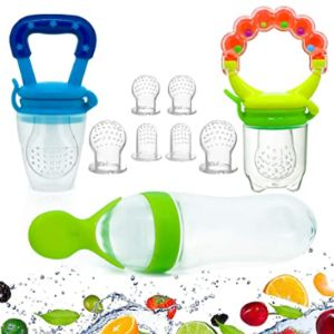 Gedebey Baby Food Feeder Pacifier