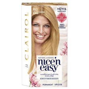 Clairol Professional Medium Blonde Natural Hair Color