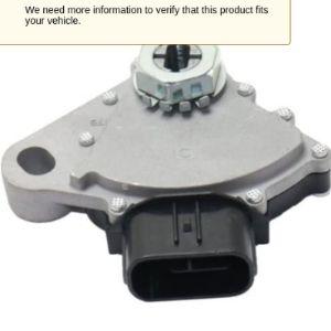 Evan Fischer Toyota 4Runner Neutral Safety Switch