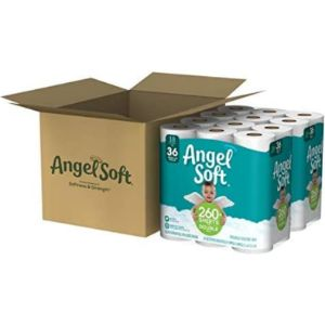 Angel Soft Fire Tissue Paper