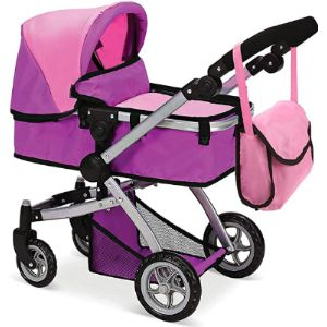 Mommy & Me Toddler Toy Baby Stroller