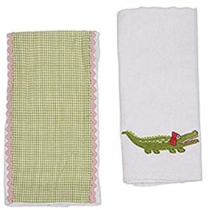Maison Chic Burp Cloth Gift Set