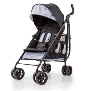 Summer Lightweight Stroller With Storages