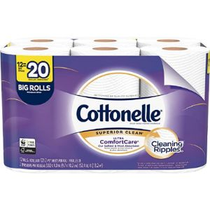 Cottonelle Made Tissue Paper