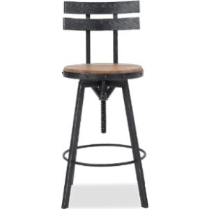 Christopher Knight Home Adjustable High Stool