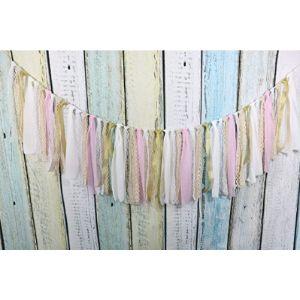 Sweet Dream Ribbon Tassel Garland