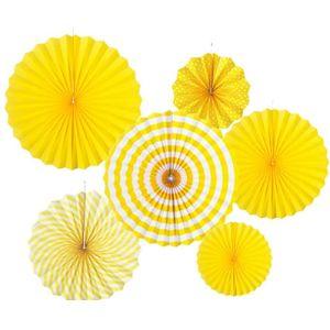 Mowo Paper Fan Flower