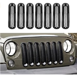 Extreme Off-Road Jeep Jk Grille Insert