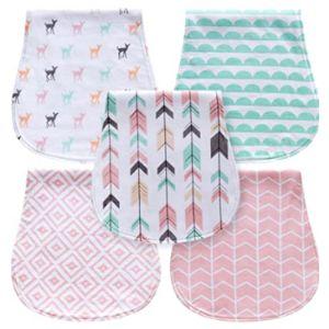 Miiyoung Burp Cloth Gift Set