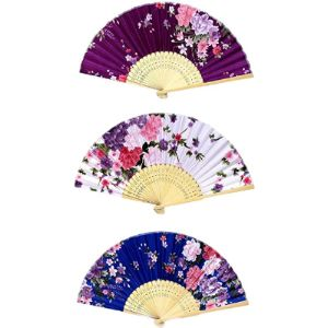 Crb Fashion Flower Desk Fan