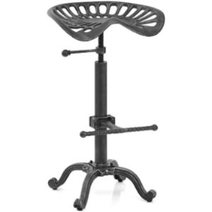 Diwhy Adjustable Stool Industrial