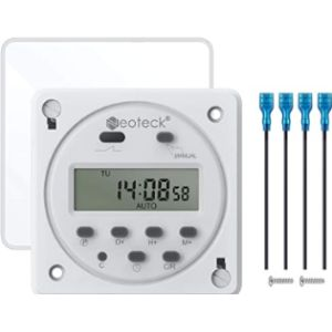 Neoteck Relay Switch Timer