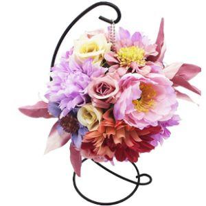 Lumiphire Flower Ball Stand
