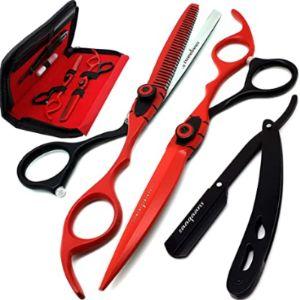 Saaqaans Barber Scissors Set
