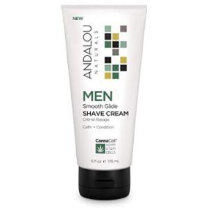 Andalou Naturals Natural Shaving Cream Men