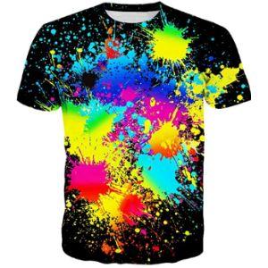 Syaimn 3D Graphic Shirt