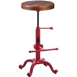 Topower Retro Stool Chair
