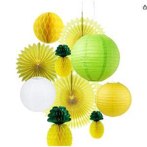 Sorive Tissue Paper Flower Ball