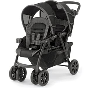 Chicco Tall Toddler Double Stroller