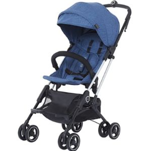 Evolur One Hand Fold Lightweight Stroller