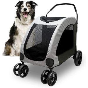Petbobi Lightweight Dog Stroller
