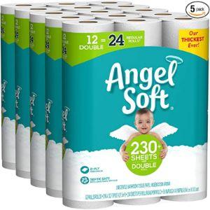 Angel Soft Texture Tissue Paper