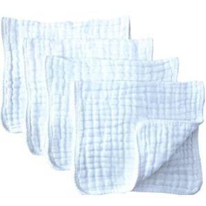 Synrroe Organic Burp Cloth